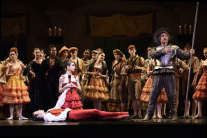 San Francisco Ballet, Don Quixote, photography Erik Tomasson