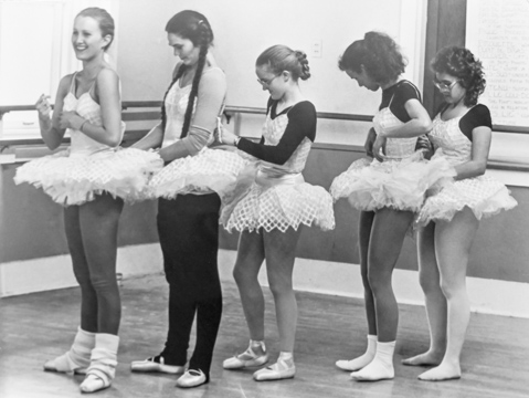10 things you didnt know about tutus the classical girl the classical girl circa 1984 kaw valley dance theatre photography mike manley ccuart Choice Image